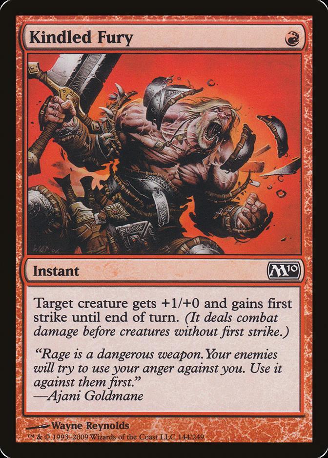 Kindled Fury [M10]