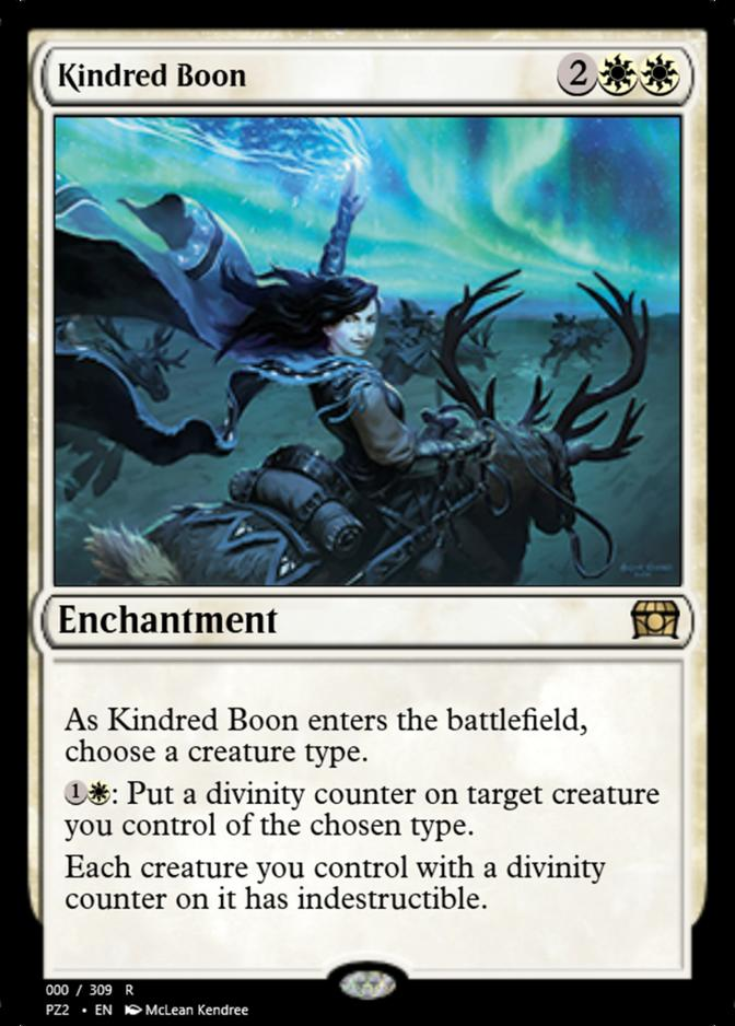 Kindred Boon [PZ2]