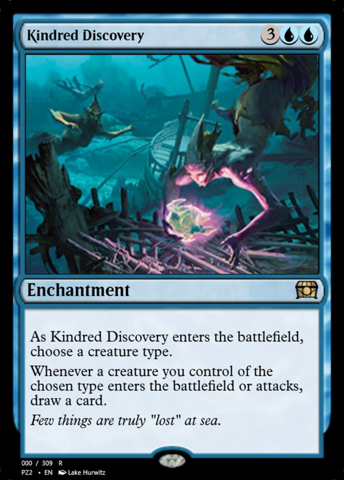 Kindred Discovery [PZ2]