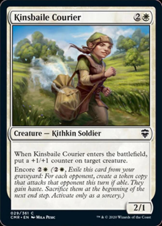 Kinsbaile Courier [CMR]