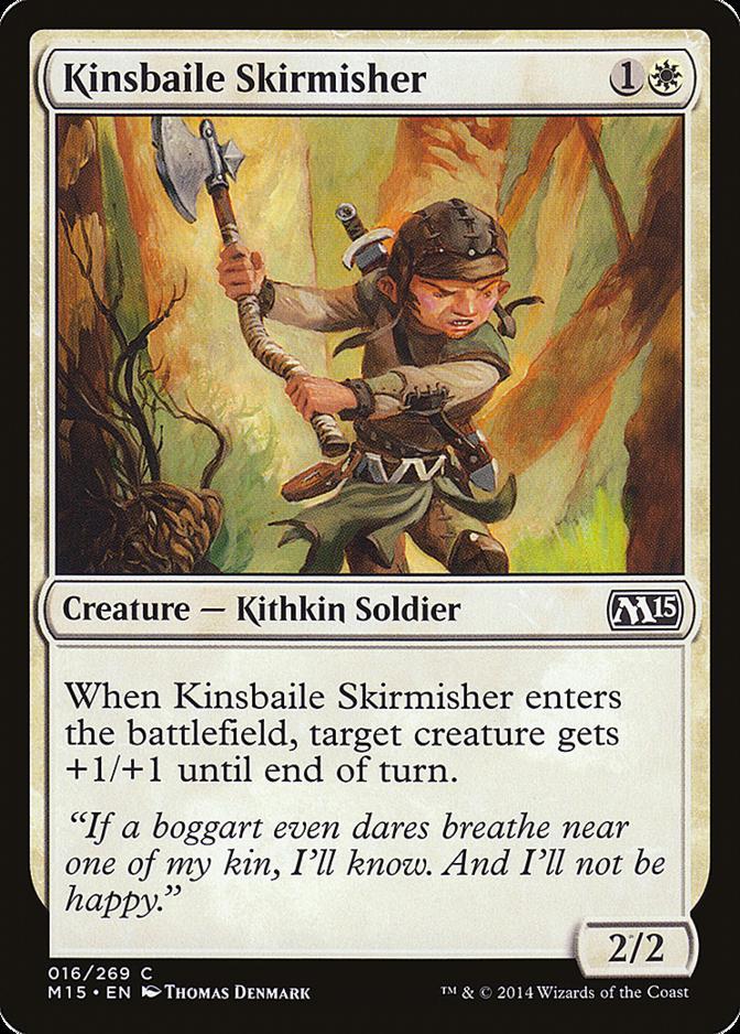 Kinsbaile Skirmisher [M15]