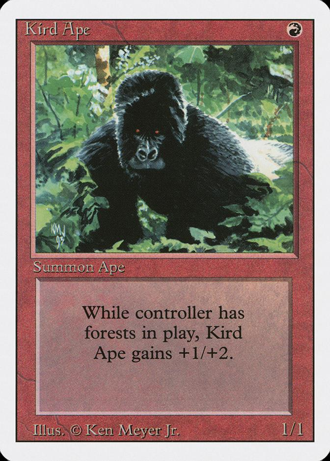 Kird Ape [3ED]