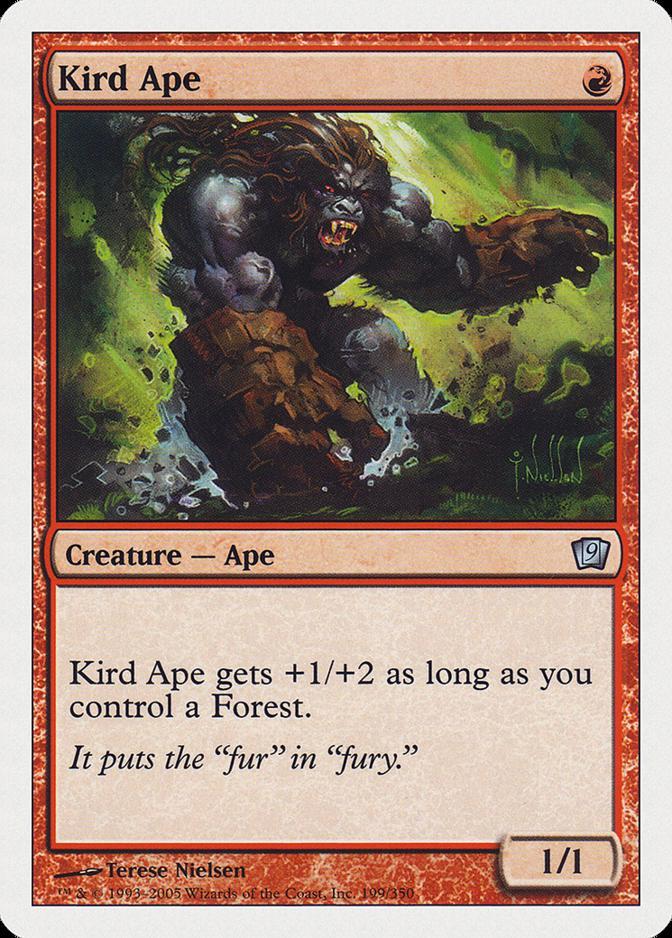 Kird Ape [9ED]