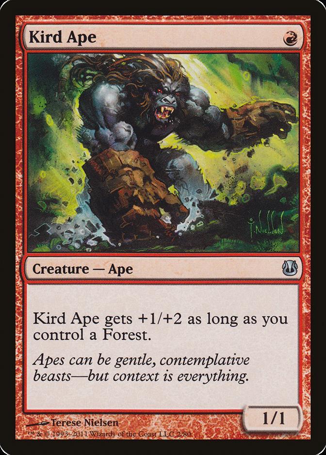 Kird Ape [DDH]