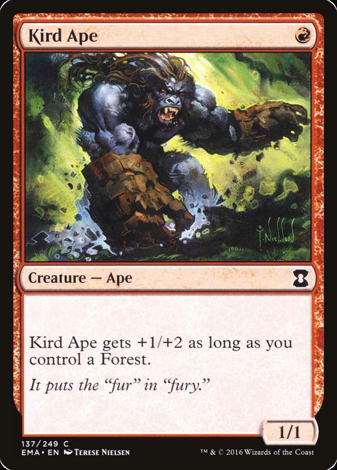 Kird Ape [EMA]