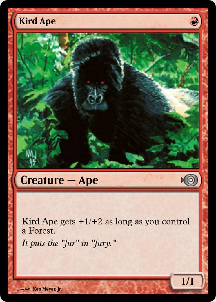 Kird Ape [PRM]