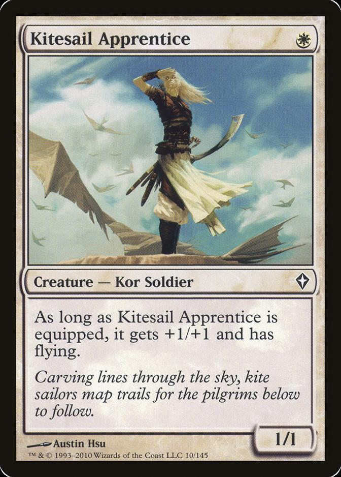 Kitesail Apprentice [WWK]