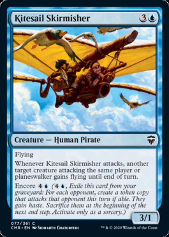Kitesail Skirmisher [CMR]