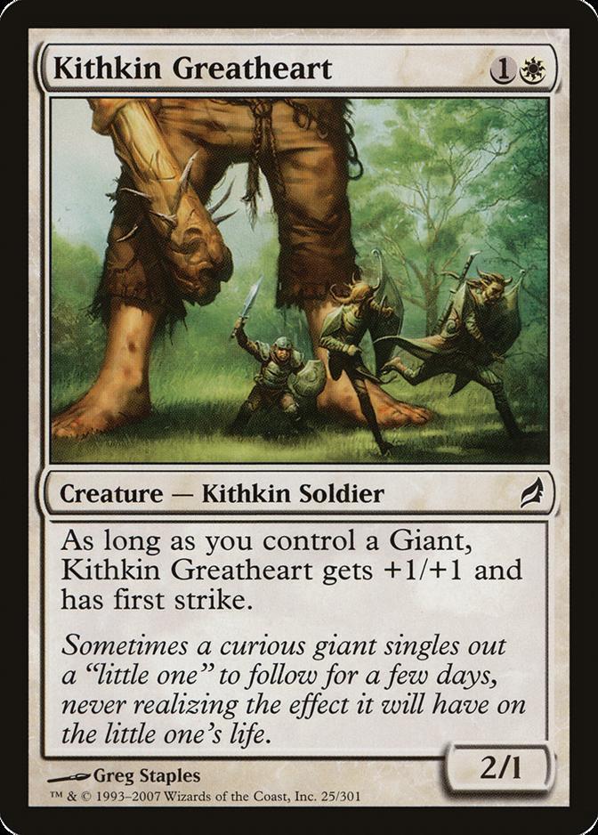 Kithkin Greatheart [LRW]