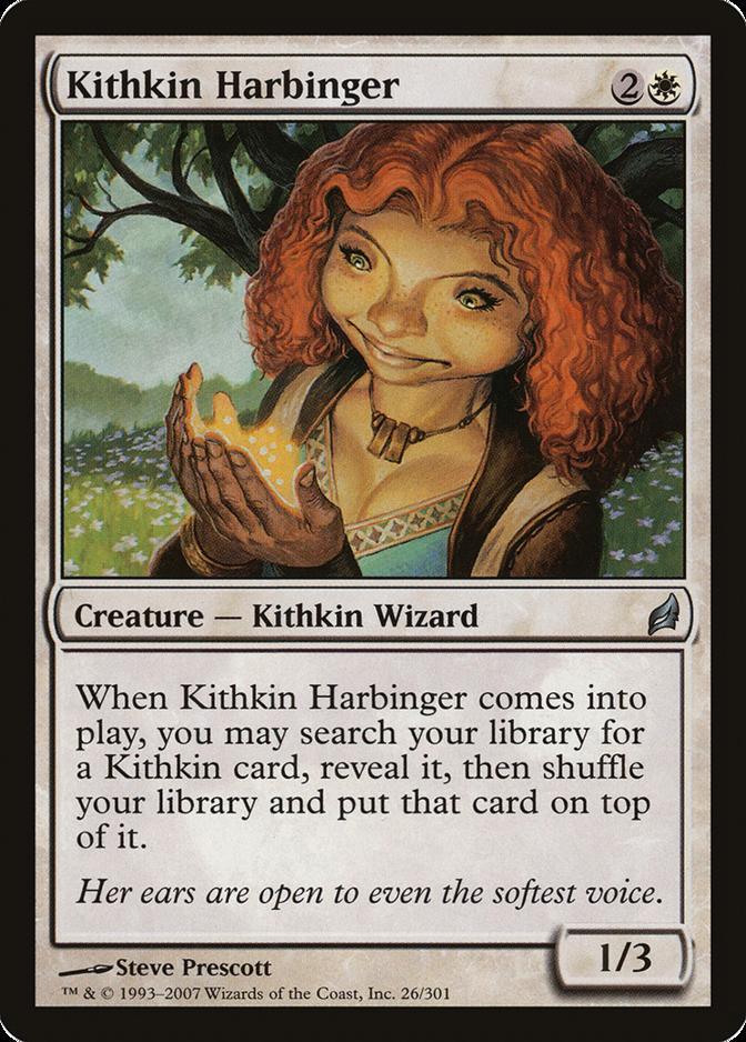 Kithkin Harbinger [LRW]