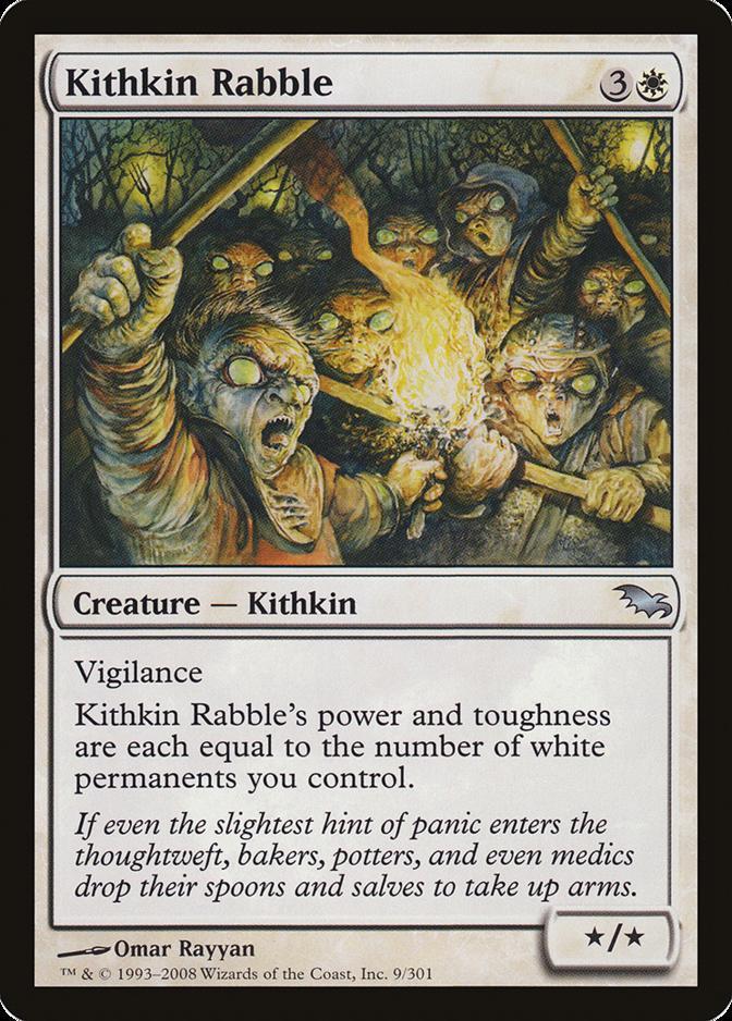 Kithkin Rabble [SHM]