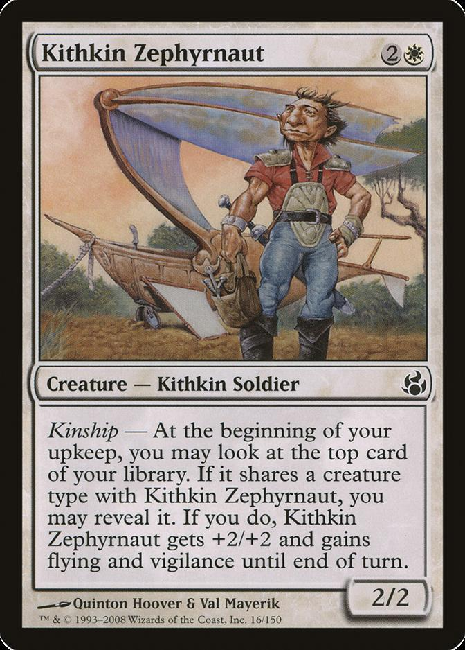 Kithkin Zephyrnaut [MOR]
