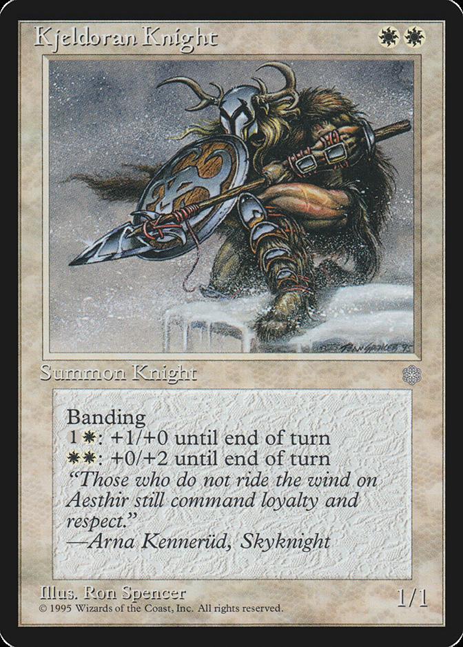 Kjeldoran Knight [ICE]