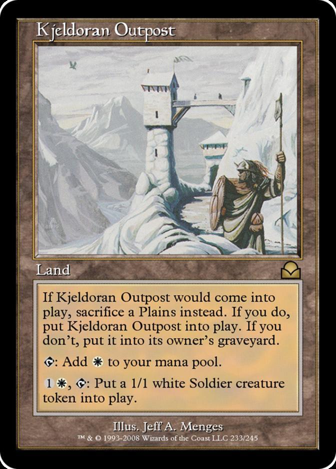 Kjeldoran Outpost [ME2]