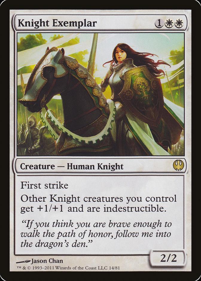 Knight Exemplar [DDG]