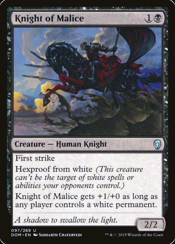 Knight of Malice [DOM]