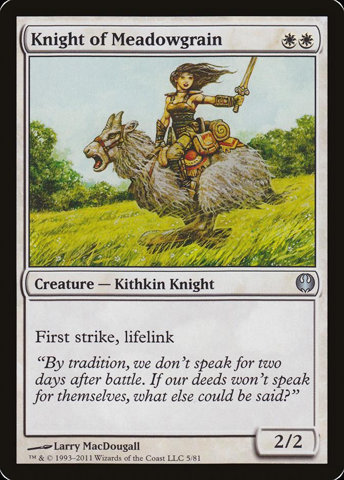 Knight of Meadowgrain [DDG]