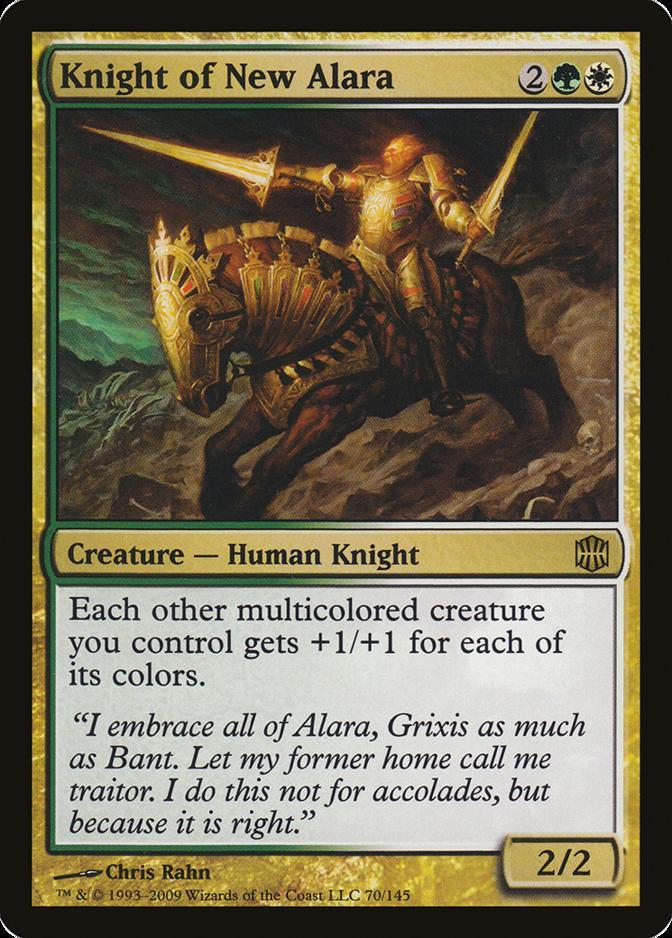 Knight of New Alara [ARB]