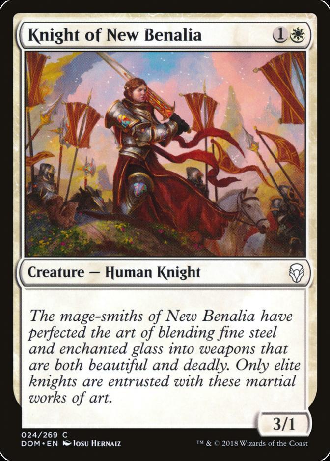 Knight of New Benalia [DOM]