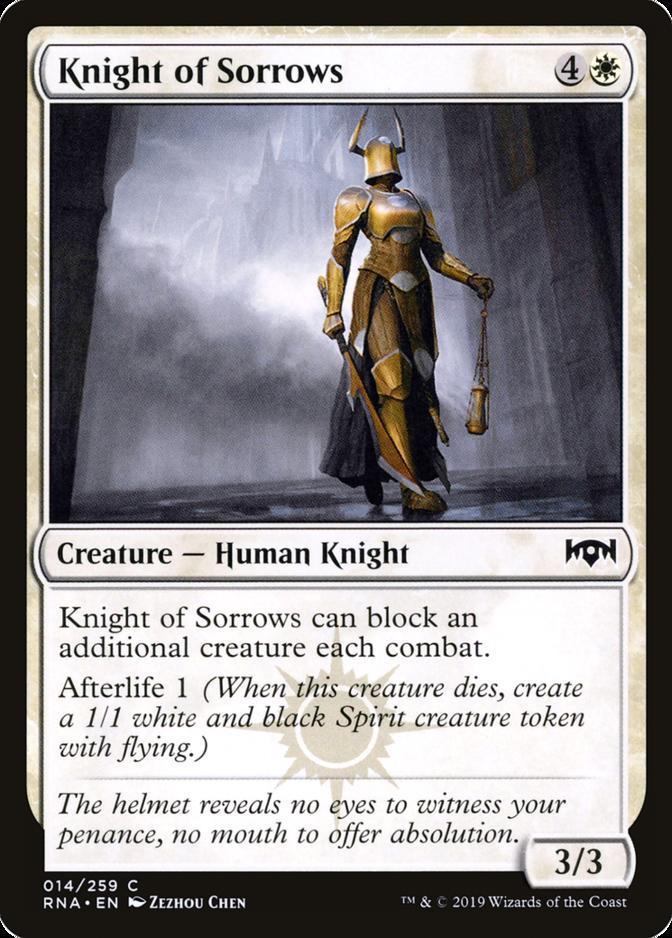 Knight of Sorrows [RNA] (F)
