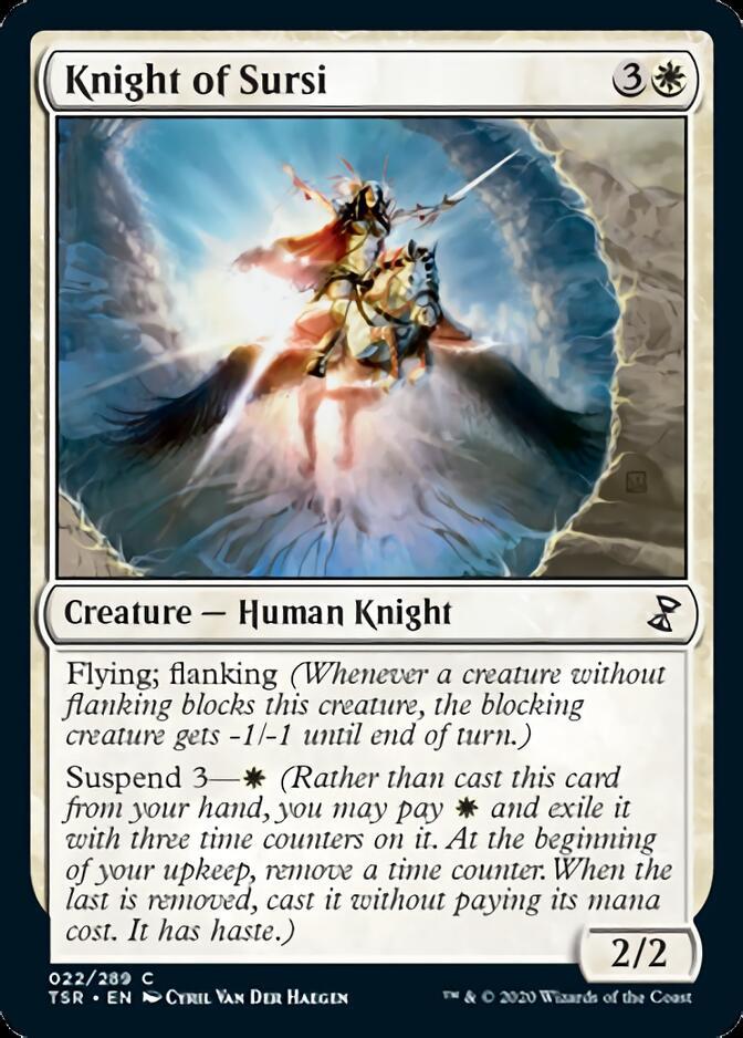Knight of Sursi [TSR]