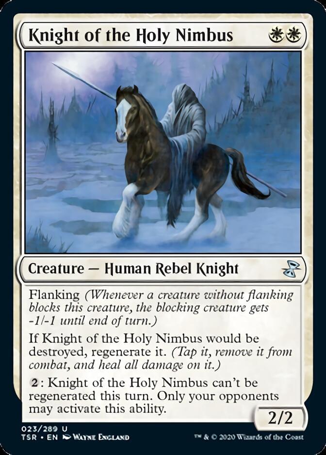 Knight of the Holy Nimbus [TSR]