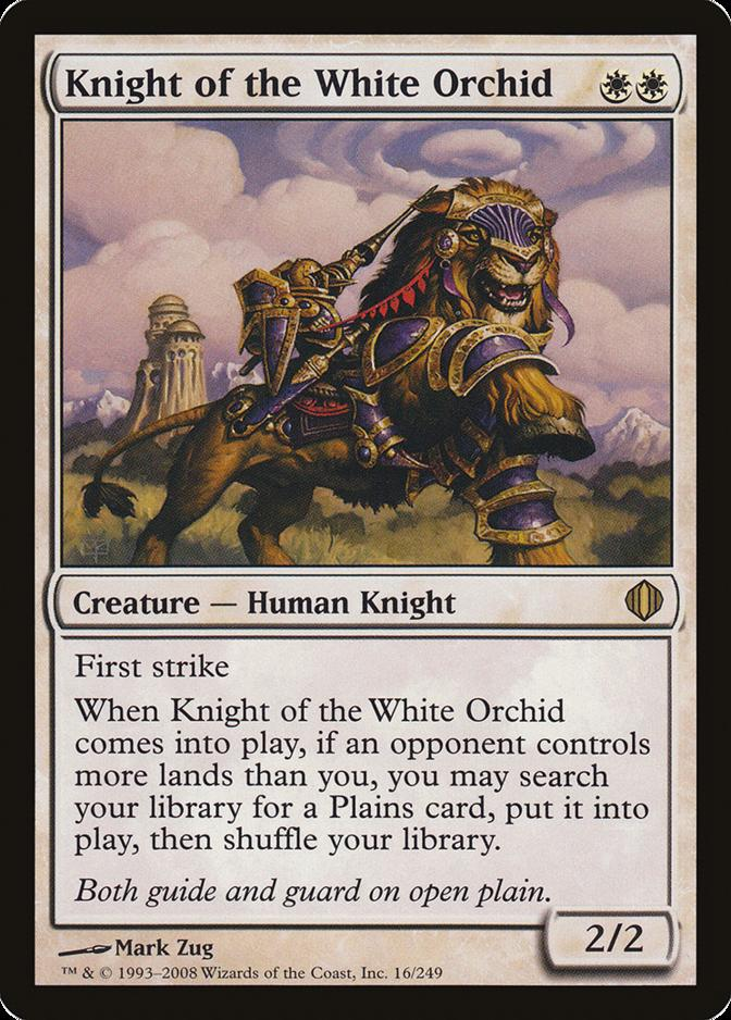Knight of the White Orchid [ALA]