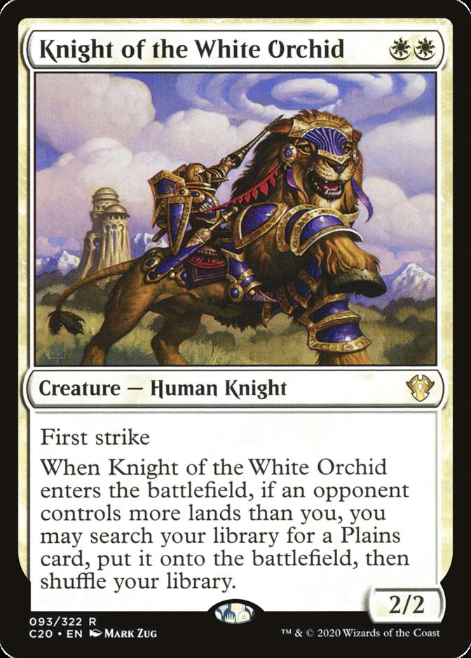 Knight of the White Orchid [C20]