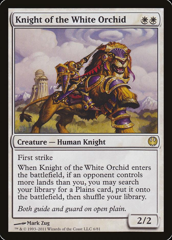 Knight of the White Orchid [DDG]