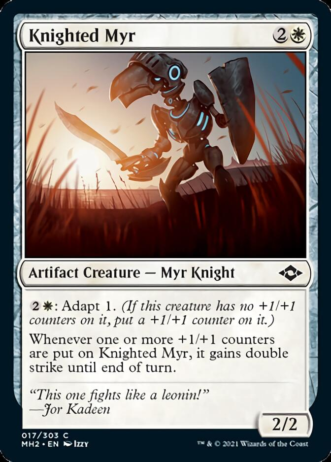Knighted Myr [MH2]