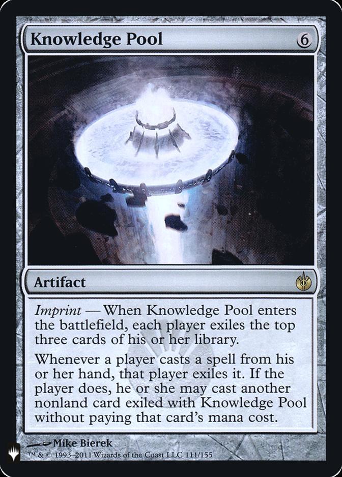 Knowledge Pool [FMB1] (F)