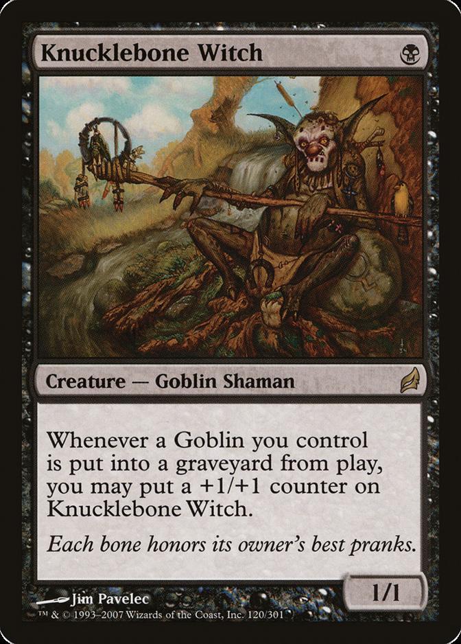 Knucklebone Witch [LRW]