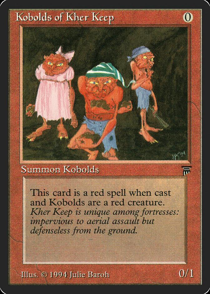 Kobolds of Kher Keep [LEG]