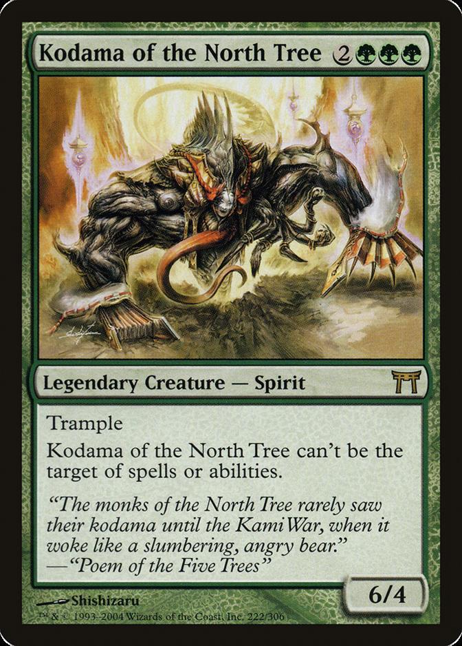 Kodama of the North Tree [CHK]