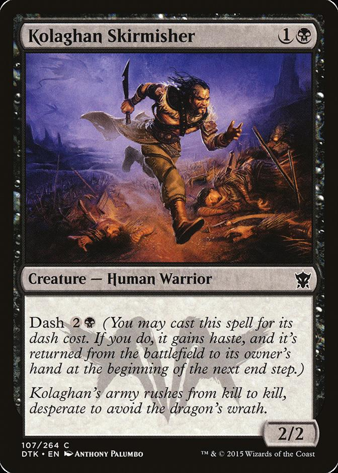 Kolaghan Skirmisher [DTK]