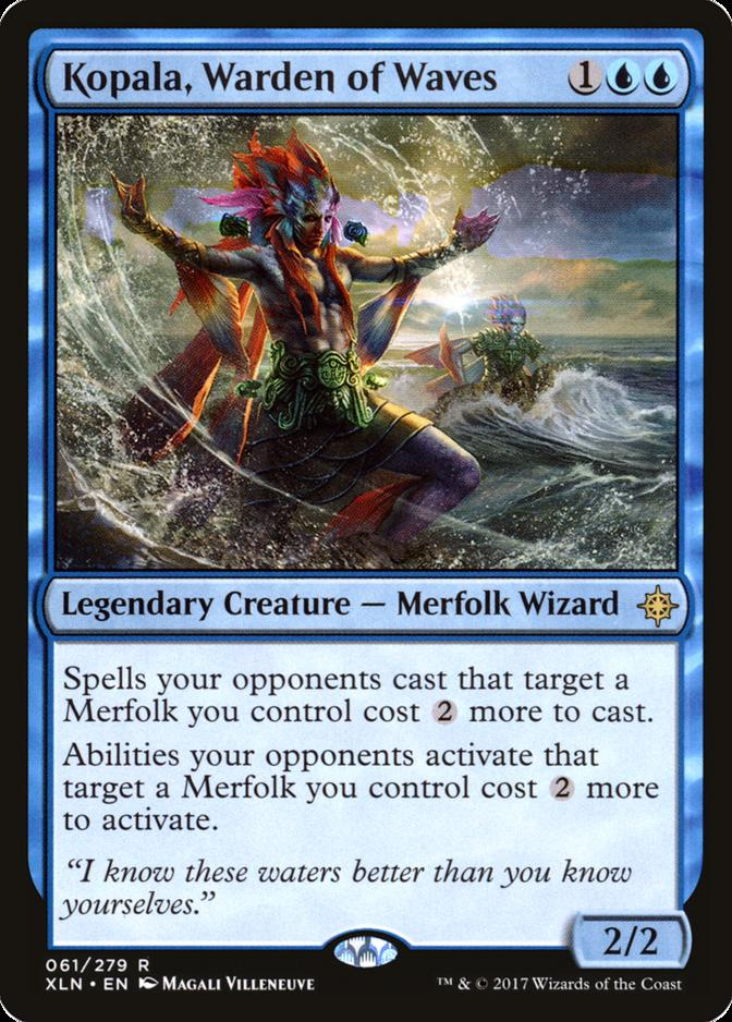 Kopala, Warden of Waves [XLN]