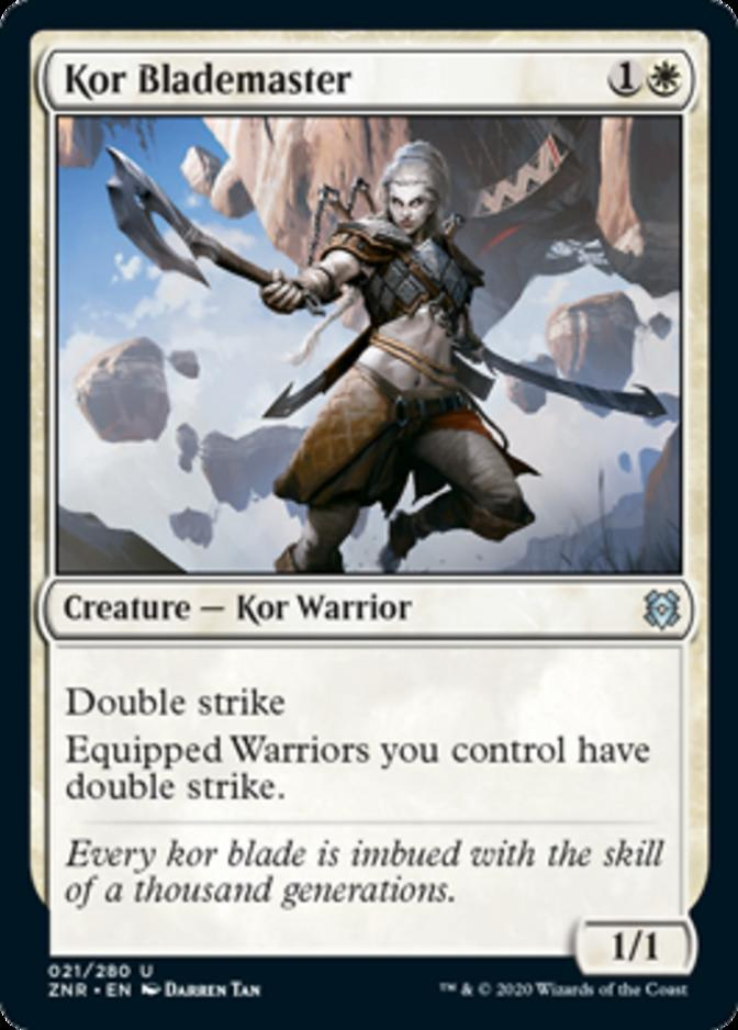 Kor Blademaster [ZNR]
