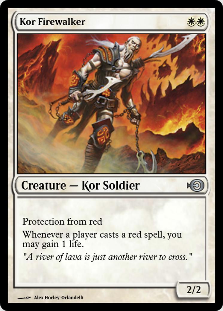 Kor Firewalker [PRM]