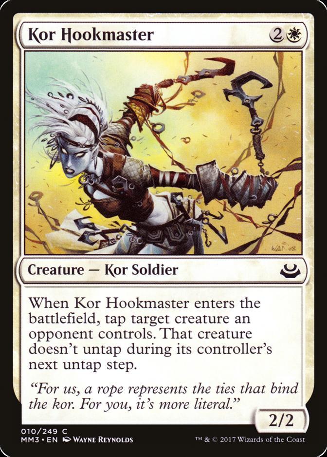 Kor Hookmaster [MM3]