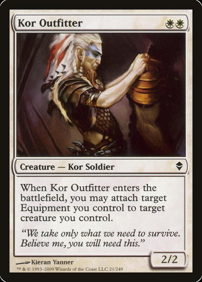 Kor Outfitter [ZEN]