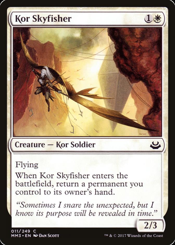 Kor Skyfisher [MM3]