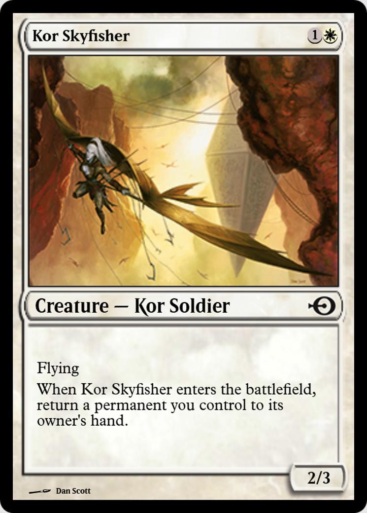 Kor Skyfisher [PRM]