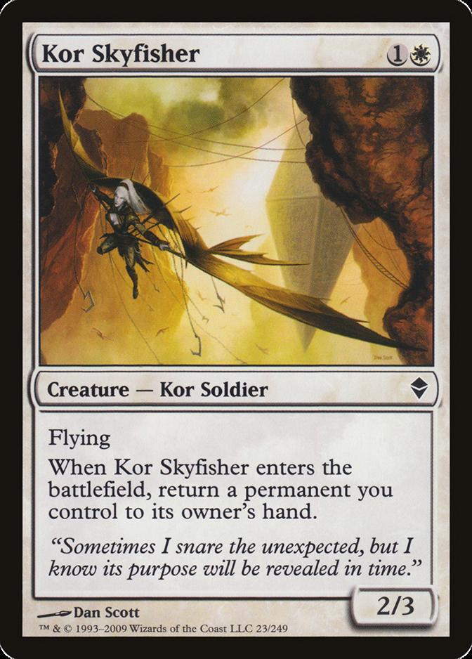 Kor Skyfisher [ZEN] (F)