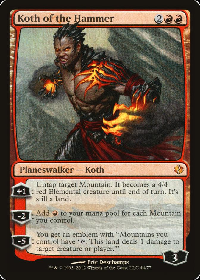 Koth of the Hammer [DDI]