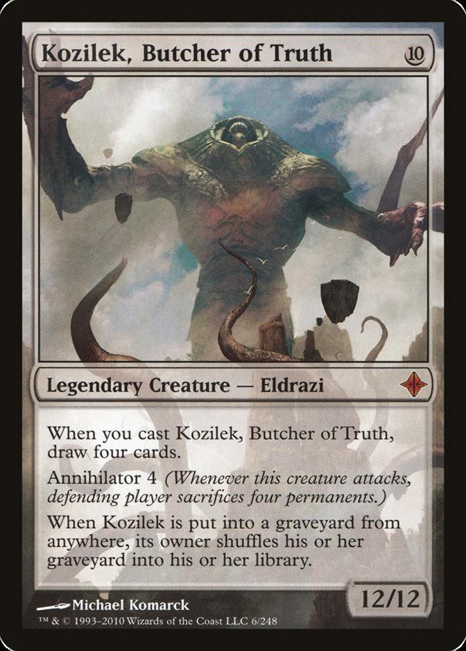 Kozilek, Butcher of Truth [ROE]