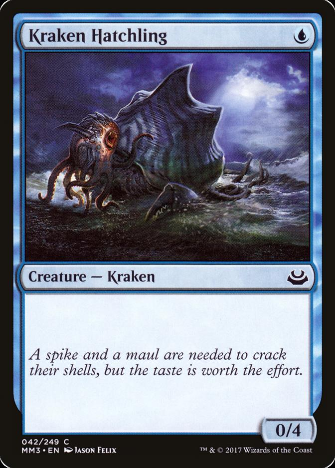 Kraken Hatchling [MM3]