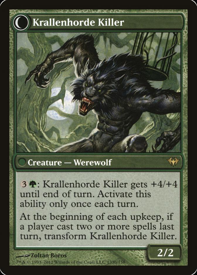 Krallenhorde Killer [DKA]