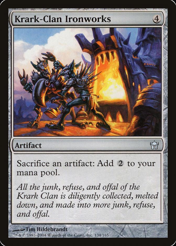 Krark-Clan Ironworks [5DN]