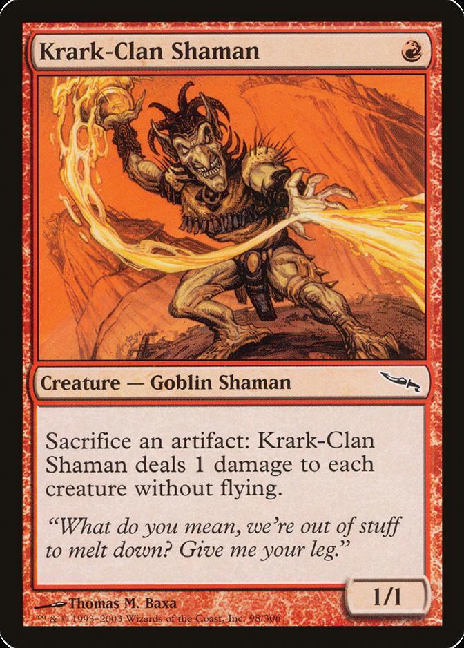 Krark-Clan Shaman [MRD]