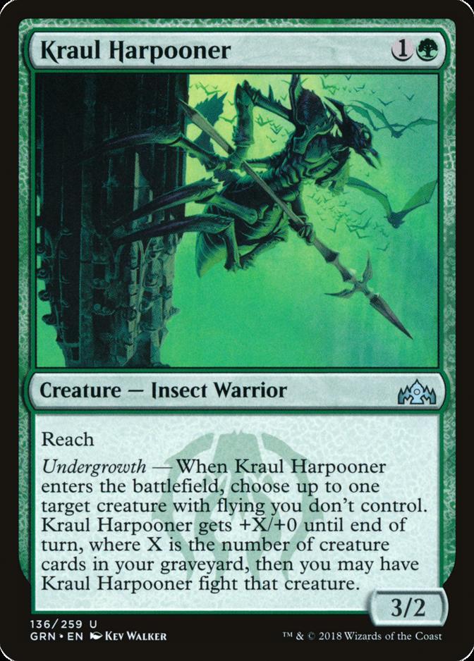 Kraul Harpooner [GRN]
